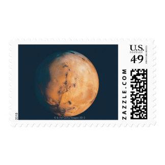 Mars 10 stamp