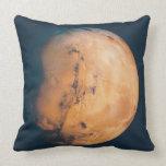 Mars 10 throw pillows