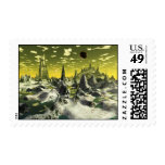 Mars 110 A.D. Stamps