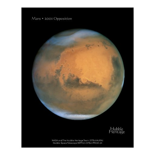Mars-2001Opposition2001-24a Poster