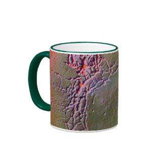 Mars #3 mug