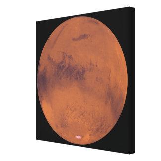 Mars 4 canvas print