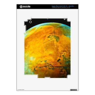 Mars 4 iPad 3 skin