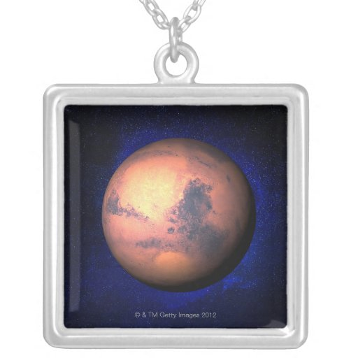 Mars 5 custom necklace
