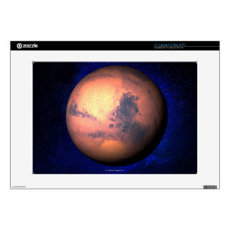 Mars 5 decal for laptop