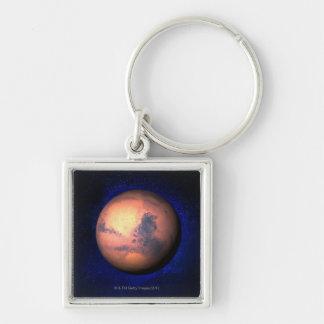 Mars 5 keychain