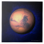 Mars 5 large square tile