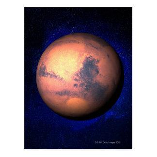 Mars 5 post card