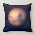 Mars 5 throw pillows