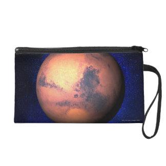 Mars 5 wristlet purse
