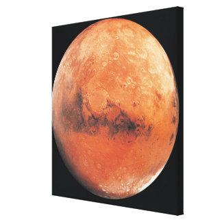 Mars 7 canvas print