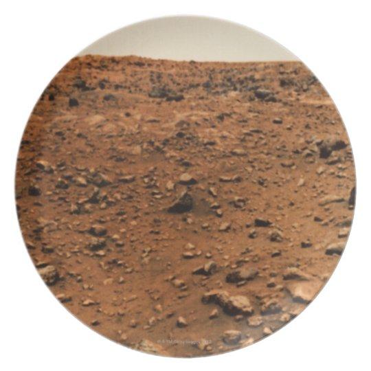 Mars 9 dinner plate