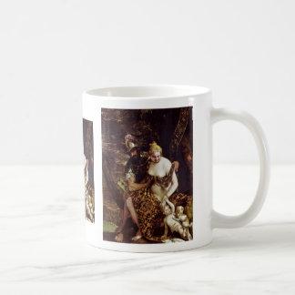 Mars And Venus By Veronese Paolo (Best Quality) Coffee Mug