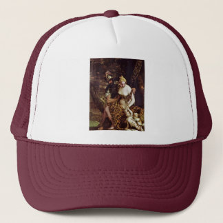 Mars And Venus By Veronese Paolo (Best Quality) Trucker Hat