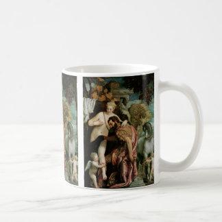Mars and Venus United by Love Coffee Mug