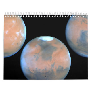 Mars at Opposition Calendar