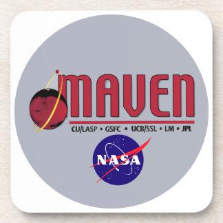 Mars Atmosphere and Volatile EvolutioN (MAVEN) Coaster