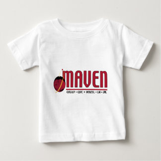 Mars Atmosphere and Volatile EvolutioN (MAVEN) Infant T-shirt