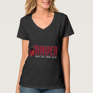 Mars Atmosphere and Volatile EvolutioN (MAVEN) T Shirt