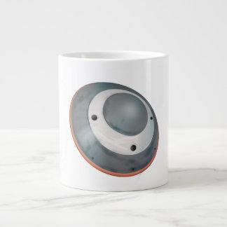 Mars atmospheric entry spacecraft large coffee mug