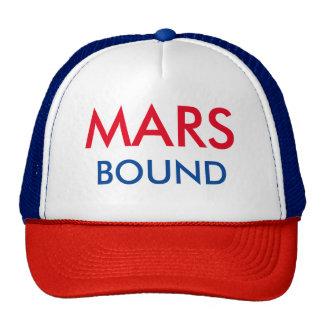 MARS BOUND CAP by eZaZZleMan.com Trucker Hat