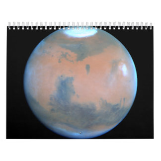 Mars Wall Calendars