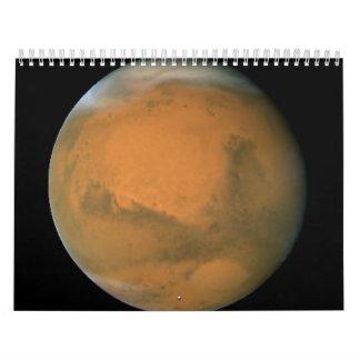 Mars Calendars