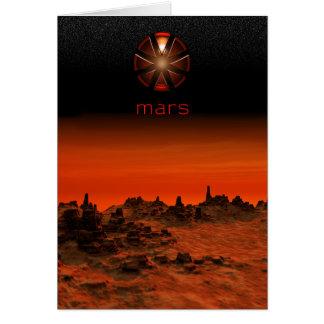 Mars Card