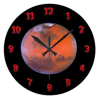 Mars Clock.