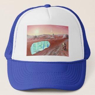 Mars colony trucker hat