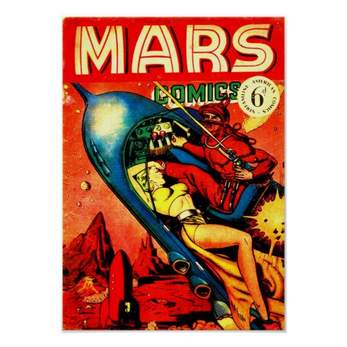 Mars Comics
