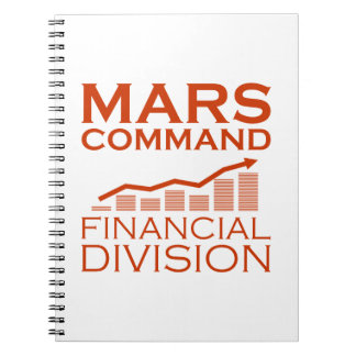 Mars Command Financial Division Notebook