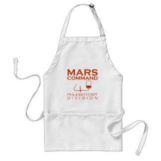 Mars Command Phlebotomy Division Adult Apron