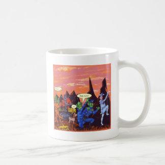 Mars Cows Coffee Mug