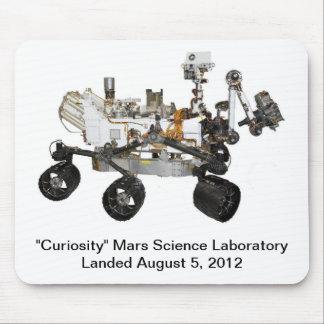 "Mars ""Curiosity"" Mousepad"