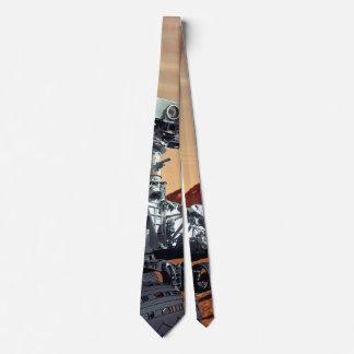 Mars Curiosity Rover Neck Tie