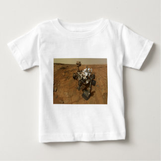Mars Curiosity Self Portrait Baby T-Shirt