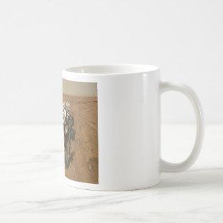Mars Curiosity Self Portrait Coffee Mugs