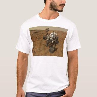 Mars Curiosity Self Portrait T-Shirt