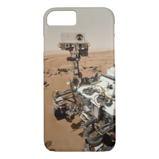 Mars Curiosity Selfie iPhone 7 Case