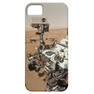 Mars Curiosity Selfie Iphone Case