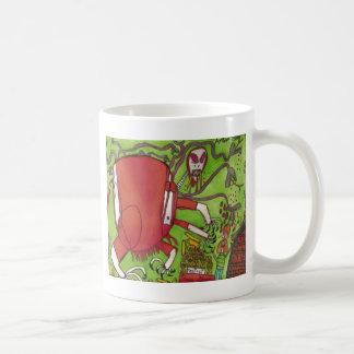 Mars Dinosaur Mug Cup Autism