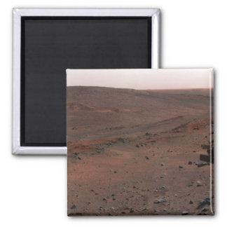 Mars Exploration Rover Spirit 2 Inch Square Magnet