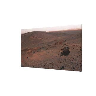 Mars Exploration Rover Spirit Canvas Print