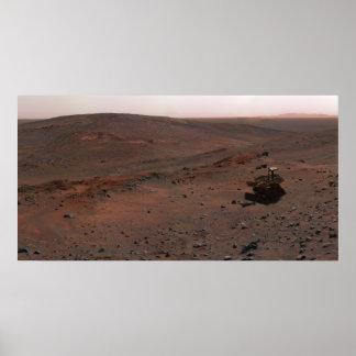 Mars Exploration Rover Spirit Poster