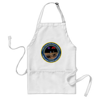 Mars Exploration Rovers: Spirit & Opportunity Adult Apron