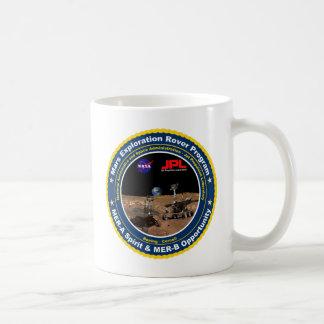 Mars Exploration Rovers: Spirit & Opportunity Coffee Mug