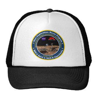 Mars Exploration Rovers: Spirit & Opportunity Trucker Hat