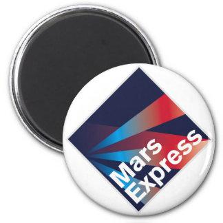 Mars Express Imán Redondo 5 Cm