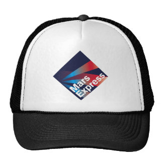 Mars Express Mission Patch Trucker Hat
